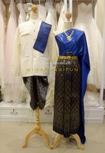วิวาห์ในฝัน_wedding_studio_นครปฐม_ชุดเพื่อนเจ้าสาว_ชุดเพื่อนเจ้าบ่าว_ชุดไทย_สวย_ราคาถูก_0024